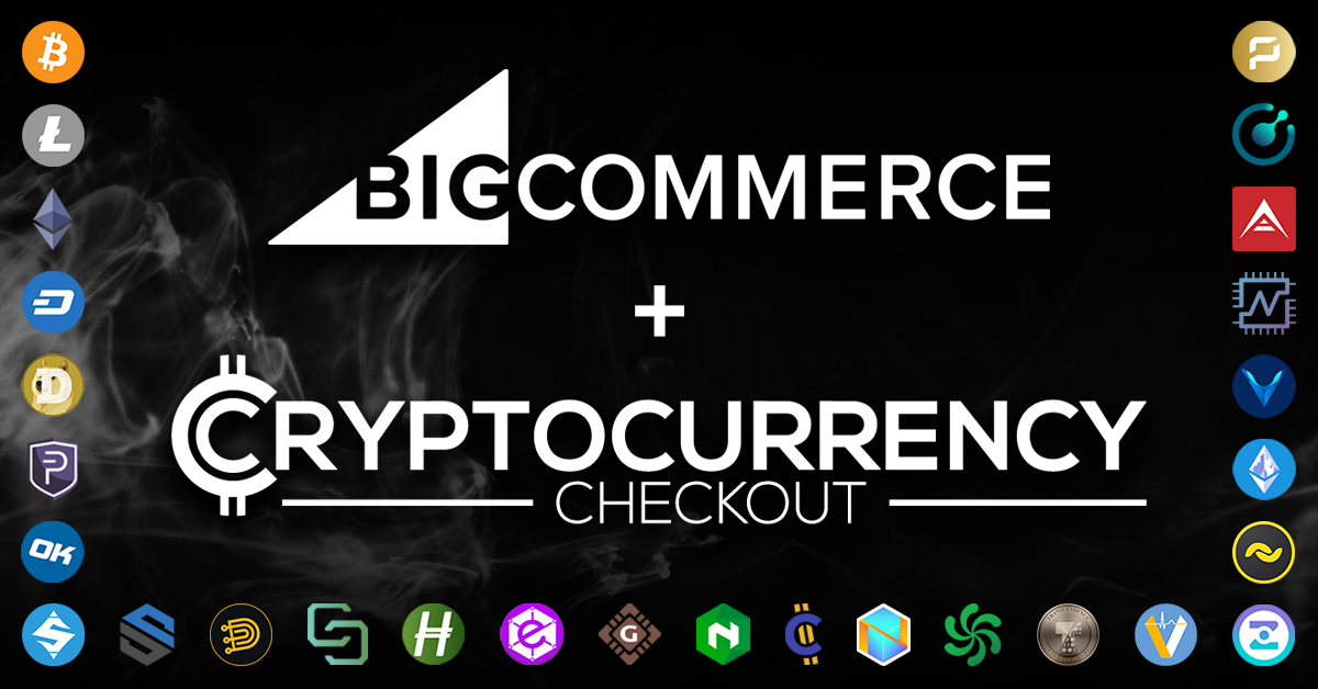 Accept Altcoins on Bigcommerce