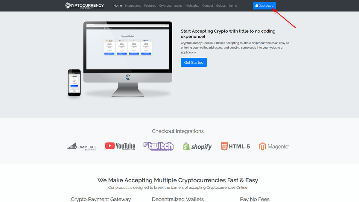 Easily start Accepting Cryptocurrency on your WHMCS Platform Free