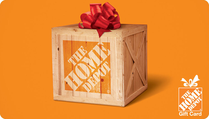 The Home Depot E-Gift Card